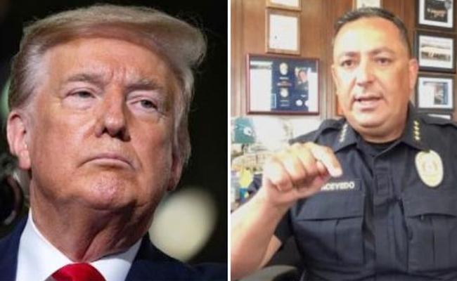 Houston police chief tells Keep your mouth shut - Sakshi