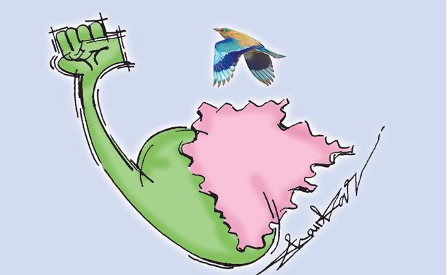 Juluru Gowri Shankar Article On Telangana Formation Day - Sakshi