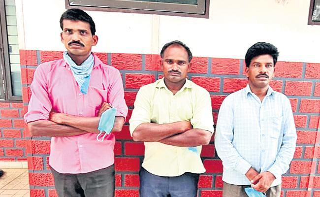 Realter Assassinted Case Reveals Rangareddy Police - Sakshi