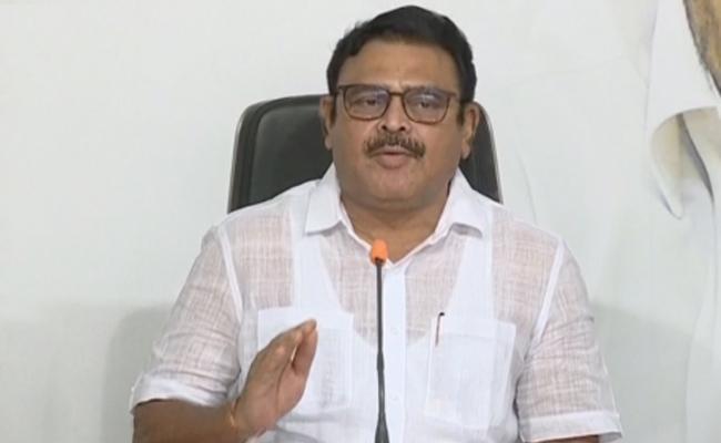 Ambati Rambabu Lashes Out At Chandrababu Naidu Comments - Sakshi