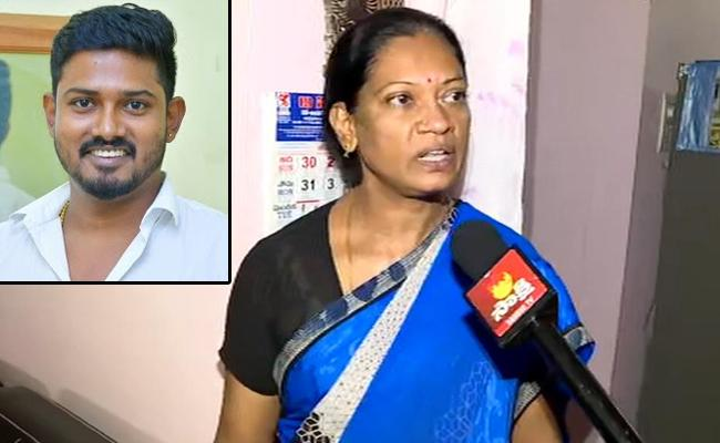Sakshi Interview With Sandeep Family Who Deceased In Gang War