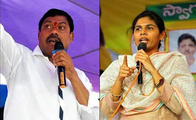 TDP Leader AV Subba Reddy Death Allegations On Akhila Priya - Sakshi