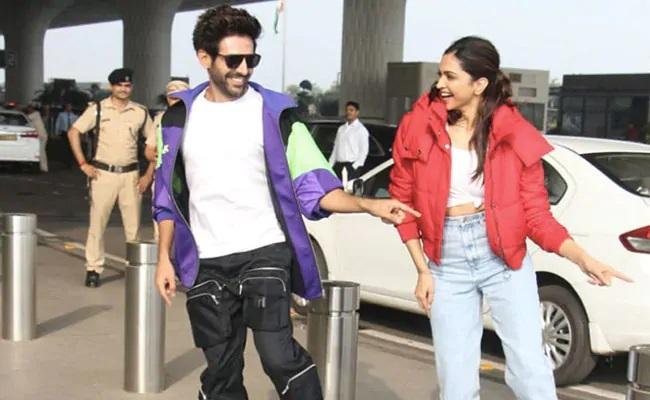 Kartik Aaryan Wants To Marry Someone Like Deepika Padukone - Sakshi