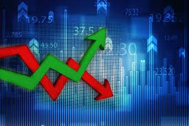6 week rally ends in volatile session - Sakshi