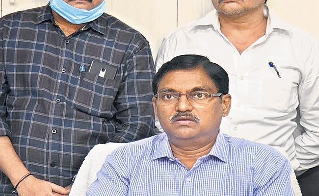 Krishna Management Board Meet : AP And TS Agrees To Submit DPR Of New Projects - Sakshi