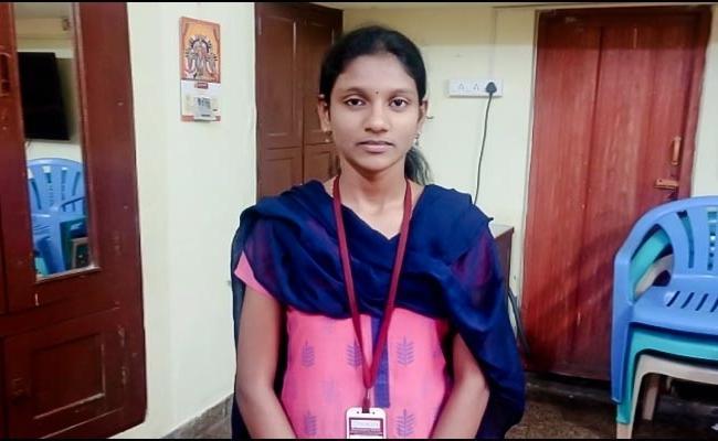 Madurai girl declared Goodwill Ambassador for the Poor - Sakshi