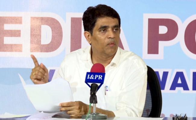 Buggana Rajendranath Reddy Condemn TDP False Allegations Over Economy - Sakshi