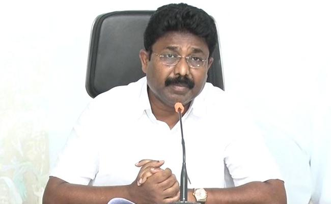 Minister Adimulapu Suresh Comments On TDP - Sakshi