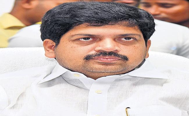 Extension of remand to Kollu Ravindra - Sakshi