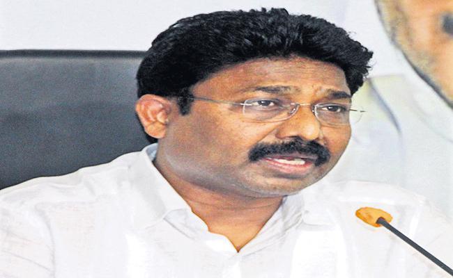 Adimulapu Suresh Comments On TDP Leaders - Sakshi
