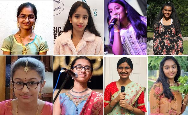 ATA Jhummandi Naadam Juniors Finalists - Sakshi