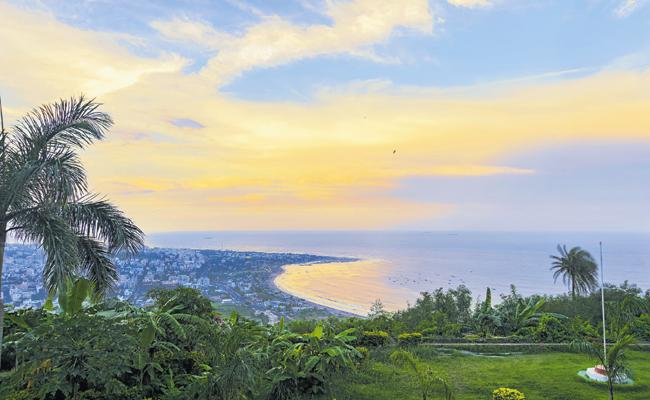 Scientists and Environmentalists Comments On Visakhapatnam Coastal - Sakshi