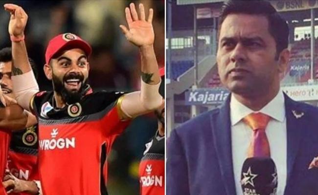 IPL 13 Aakash chopra prediction RCB more chances - Sakshi