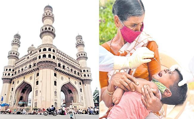COVID 19 Spreadding Hyderabad to City Outcuts - Sakshi