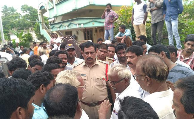 Chandrababu Naidu Insulted Scheduled Caste In Andhra Pradesh - Sakshi