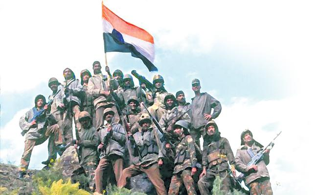Kargil Vijay Diwas Special Story In Sakshi Funday
