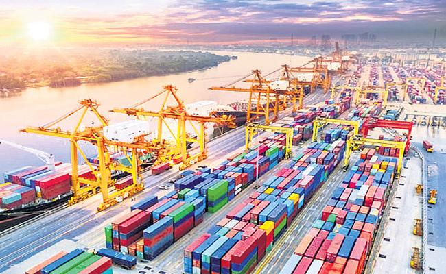 Exports fall 5th straight month in July - Sakshi