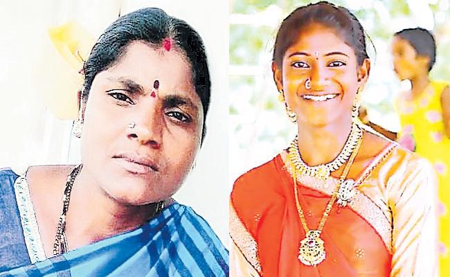 Mother And Daughter deceased In Shadnagar Over Daughter Love Matter - Sakshi