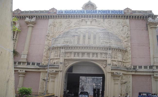 Fire Accidents In Srisailam Hydel Project At Nagarjuna Sagar - Sakshi