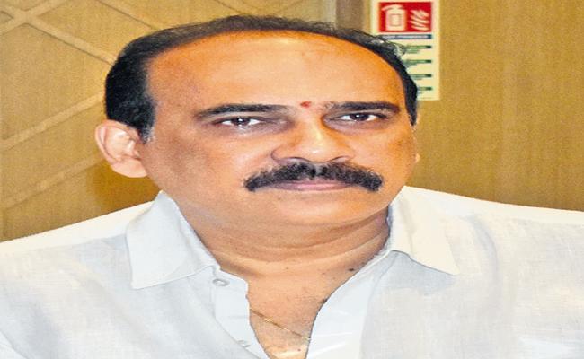 Balineni Srinivas Reddy Fires On False propaganda - Sakshi