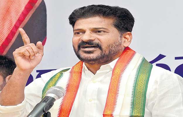 MP Revanth Reddy Demands Ex Gratia For Srisailam Victims - Sakshi