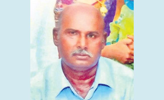 YSRCP Leader Brutally Murdered In Prakasam District - Sakshi