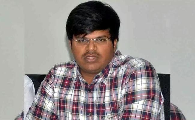 Mahabubabad Collector VP Gautham Tested Corona Positive - Sakshi