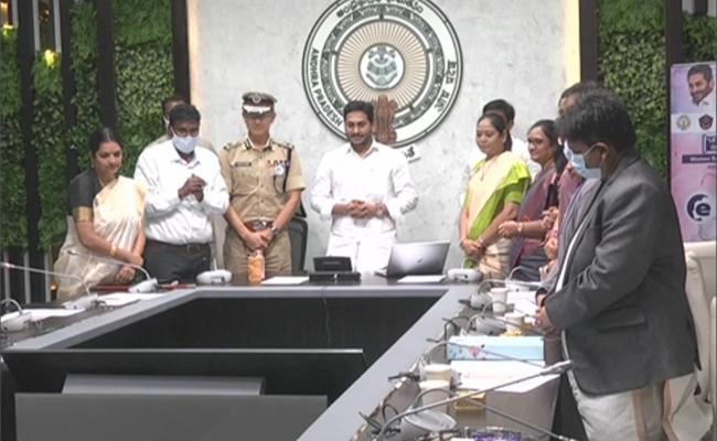 CM YS Jagan Launches E Raksha Bandhan Program Today - Sakshi