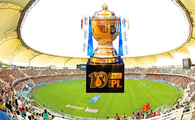 IPL Receives In Principle Permission From Indian Government - Sakshi