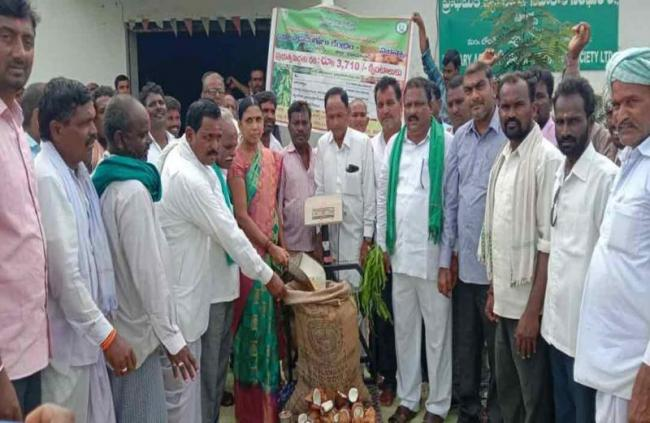 Green Signal For Soybean Purchase In Nizamabad - Sakshi