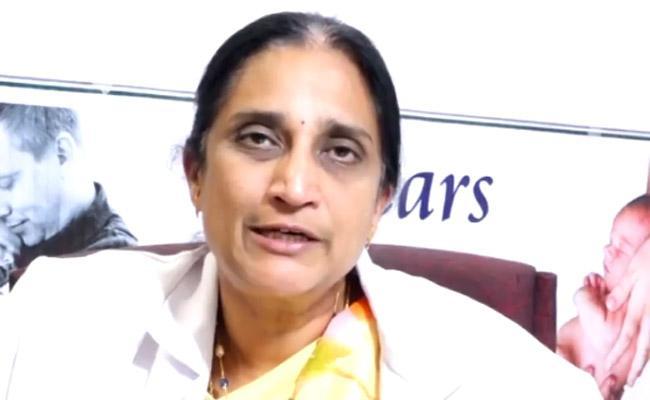 Srushti Hospital Case: AP Medical Council Sends Notices To Dr Namratha - Sakshi