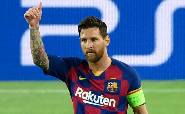 Lionel Messi Will Play For Argentina In The World Cup Qualifier Match - Sakshi