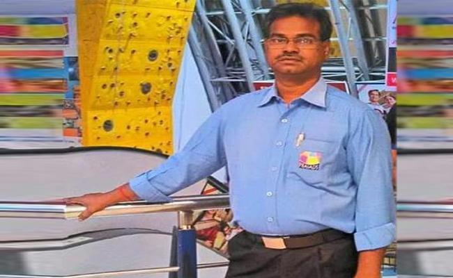 Man Takes Own Life Over Financial Problems - Sakshi