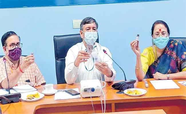 NIPER Said Life Viro Treat Is Vaccine Of Coronavirus - Sakshi