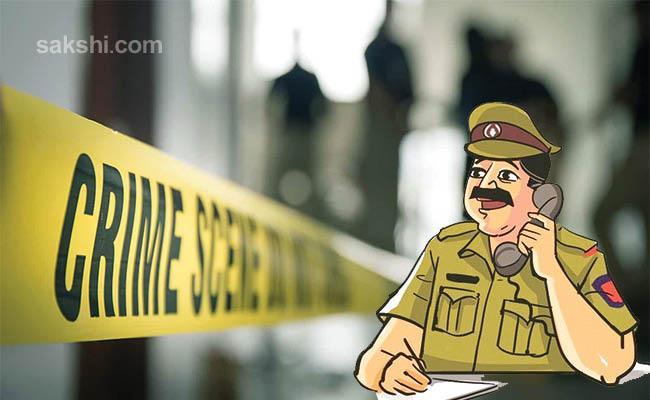 Son Assassition Mother In Guntur District - Sakshi