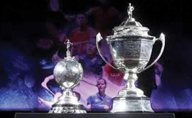 Indonesia And Korea Out From Thomas And Uber Cup - Sakshi