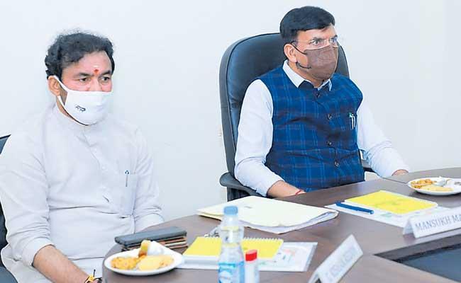 Fertilizer Production From November Says G Kishan Reddy - Sakshi