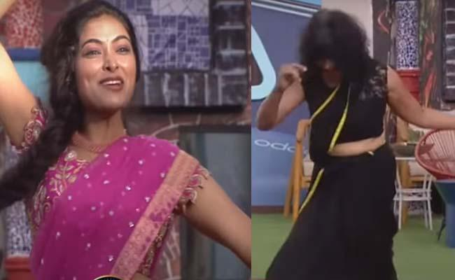 Bigg Boss 4 Telugu: Divi Vadthya, Devi Nagavalli Mass Performance - Sakshi