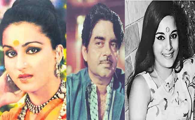 Shatrughan Sinha And Reena Roy And Poonam Sinha Love Story - Sakshi