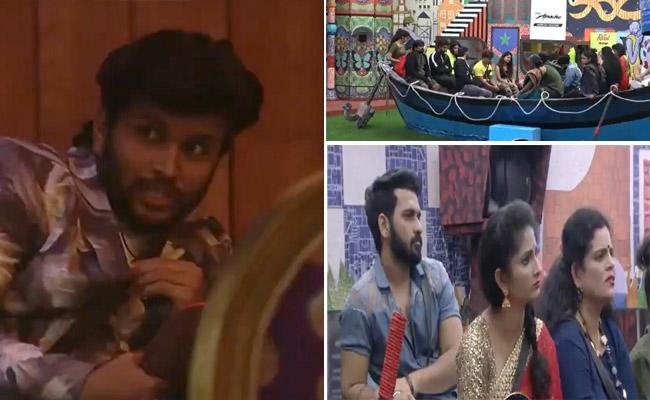 Bigg Boss 4 Telugu: Kumar Sai Enter To The House As A Surprise - Sakshi