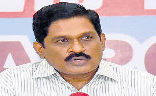 R and B Chief Secretary Krishnababu Comments On Tenders - Sakshi