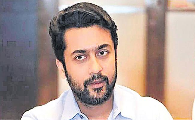 Madras HC judge calls for action against actor Surya - Sakshi
