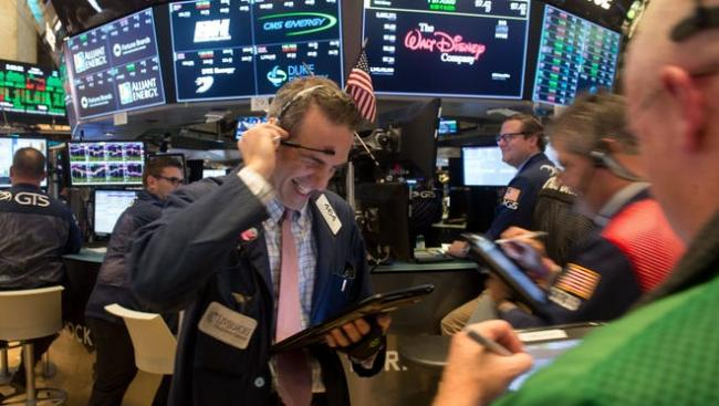 US market up- Tech, Pharma counters zoom - Sakshi