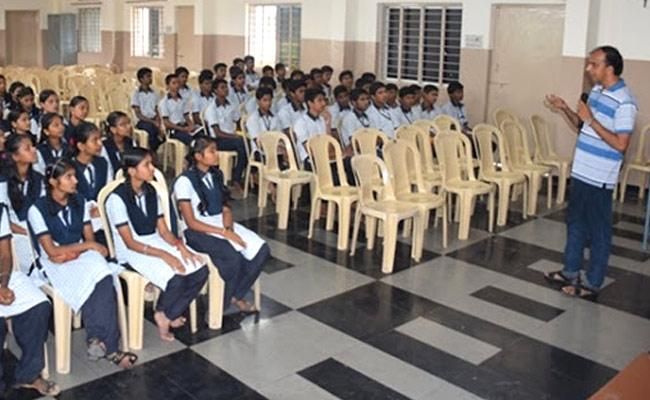 AP Government Implemented Twinning Programme In Schools - Sakshi
