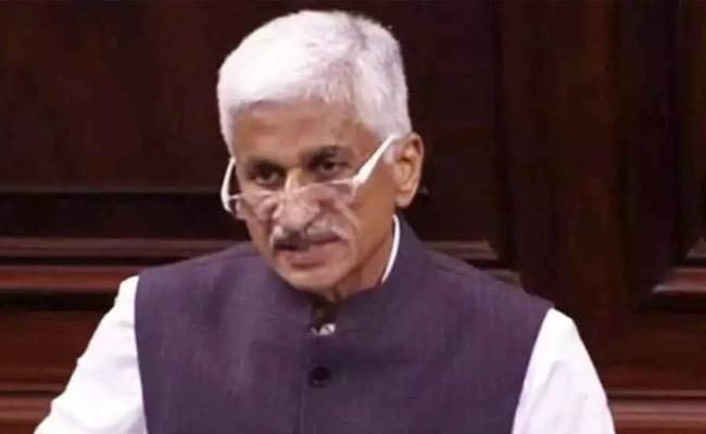 Central Ministers Answers MP Vijayasai Reddy Questions In Rajya Sabha - Sakshi