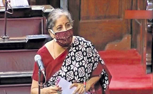 Nirmala Sitharaman Guaranteed On Polavaram Arrears of Rs 3805 Crores - Sakshi