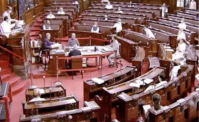 Central Ministers Gives Answers To Vijayasai Reddy Question In Rajya Sabha - Sakshi