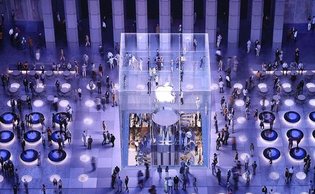 Apple Event 2020 Highlights: Apple Watch Series 6 new iPad Air - Sakshi