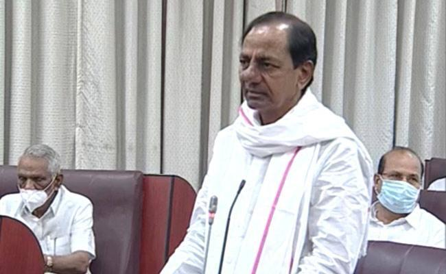 CM KCR Says New Electricity Bill Is A Shocker For States - Sakshi