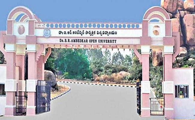 Ambedkar Open University Exams From October 5 - Sakshi